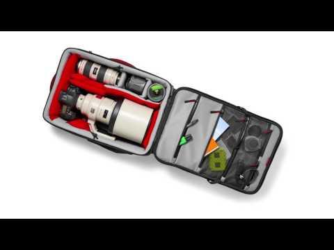 Pro Light Reloader-55 Camera roller bag