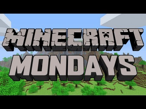 MINECRAFT MONDAYS! With Whiteboy7thst