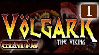 Прохождение Volgarr The Viking. Попытка 1.