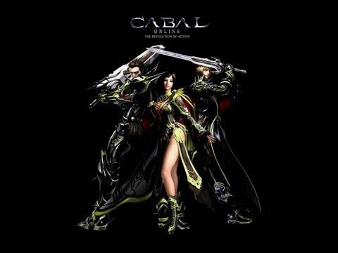 Cabal Online EU Warrior LvL 180:Illusion Castle B1F Solo