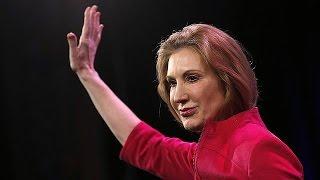 «كارلي فيورينا» ستخوض الانتخابات الرئاسية الأميركية
