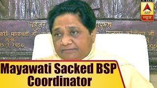 BSP Coordinator Disdains Rahul for PM Candidature; Gets Sacked by Mayawati | ABP News - ABPNEWSTV