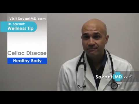 Celiac Disease ~ Symptoms   Treatment ~ Health   Wellness Tip   YouTube