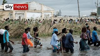 Cyclone Idai: 500 killed and 15,000 stranded without supplies - SKYNEWS