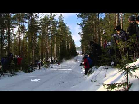 WRC 2013 Rally Sweden preview
