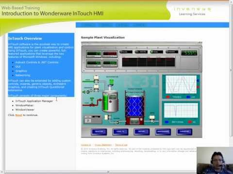 Mini Curso SCADA/HMI Wonderware InTouch - Modulo 1