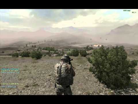 Arma II: Operation Arrowhead - Domination Time!