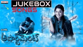 Apartment Telugu Movie Songs Jukebox || Uttej, Chinna, Nikita, Raksha - ADITYAMUSIC
