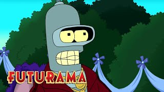 FUTURAMA | Season 8, Episode 5: The Wedding Crasher | SYFY - SYFY