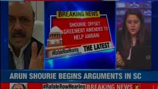 Rafale Row Hearing: AG backs secrecy clause in deal, says can't reveal price of weaponry - NEWSXLIVE