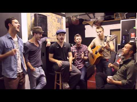 The Overtones - Second Last Chance (Acoustic)