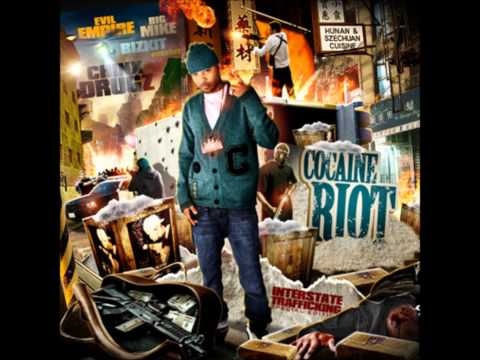 Chinx Drugz - Finish Line (Cocaine Riot) Coke Boys