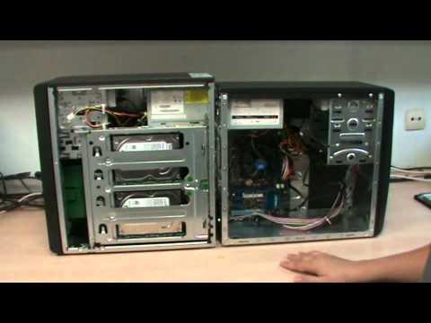 Diferencias entre un servidor y un ordenador convencional