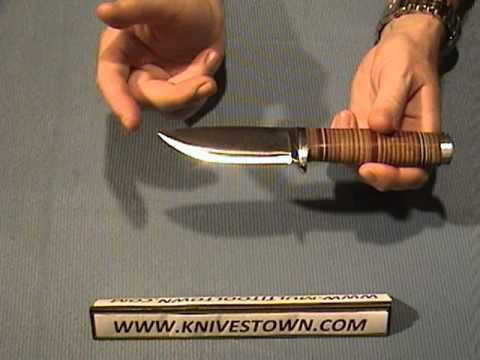 Fallkniven NL5 Hunting Knife Review