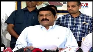 Minister Ganta Srinivasa Rao slams Modi Guntur Tour | CVR News - CVRNEWSOFFICIAL