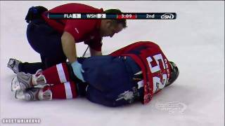 Mike Green Had A Bad Night (1-29-2010)