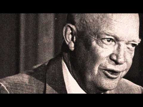 President Eisenhower Talks About Science And National Security - November 7, 1957
