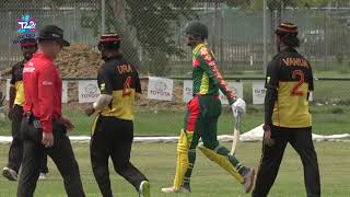 ICC Men's T20 World Cup Global Qualifier -  PNG v Vanuatu - Hightlights - CRICKETWORLDMEDIA