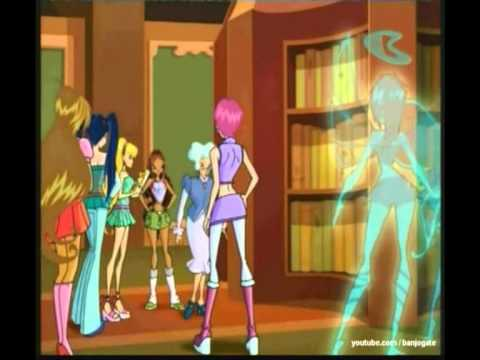 Winx Club - Season 4  Episode 1 (Part 1) ENGLISH