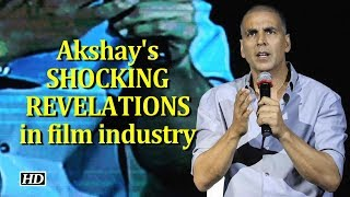 Akshay's SHOCKING REVELATIONS on his 28 yrs in film industry - BOLLYWOODCOUNTRY