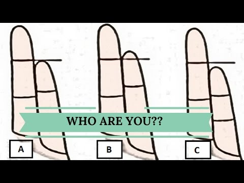 LITTLE FINGER AND YOUR PERSONALITY|LOW SET MERCURY FINGER