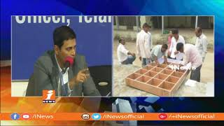 EC Rajith Kumar Press Meet On Votes Counting Arrangements and Security in Telangana | iNews - INEWS