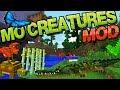 Minecraft Mod Mo' Creatures Part 1 วันแรกก็เอาตัวรอดยากแล้ว
