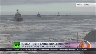 Russia's Vostok-2018 drills: Final days of massive navy exercises - RUSSIATODAY