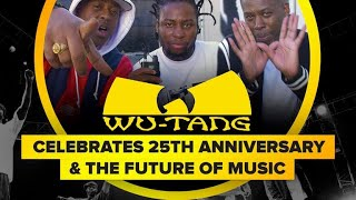 Wu-Tang Clan celebrates 25 years and the future of music - CNETTV