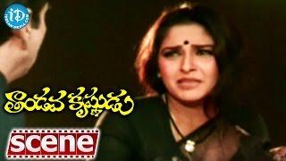 Tandava Krishnudu Movie Scenes - Jaya Prada Joined In Mental Hospital || ANR, Rajendra Prasad - IDREAMMOVIES