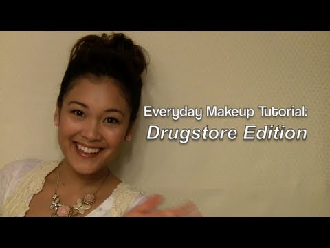 Everyday Makeup Routine: Drugstore Edition