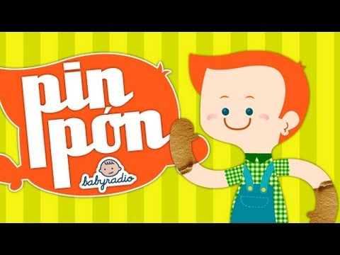 Spanish Children Songs: Pin pon es un muñeco