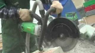 Арендапрокат отрезная машина бетонорез hitachi cm 1