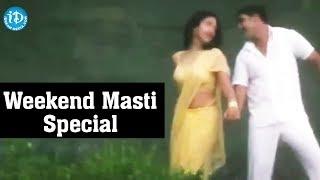Telugu Romantic Rain Songs    Weekend Masti Special    Episode 11 - IDREAMMOVIES