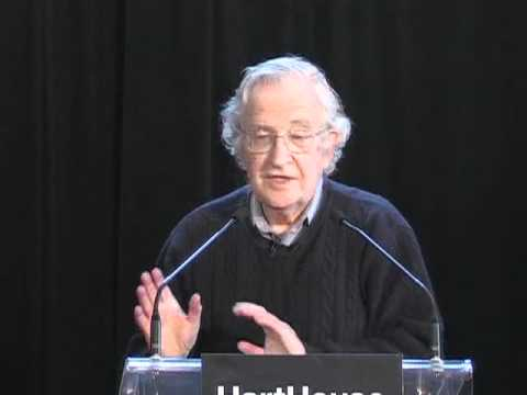 Noam Chomsky on the State-Corporate Complex: A Threat to Freedom and Survival