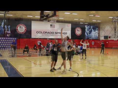 2017 USA Basketball Men's 3x3 U18 National Tournament Day 1 Highlights