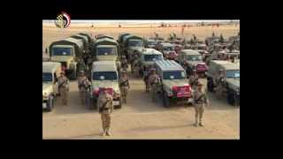 بالفيديو..وزير الدفاع:قوات التدخل السريع جاهزة لكل المهام بالداخل والخارج