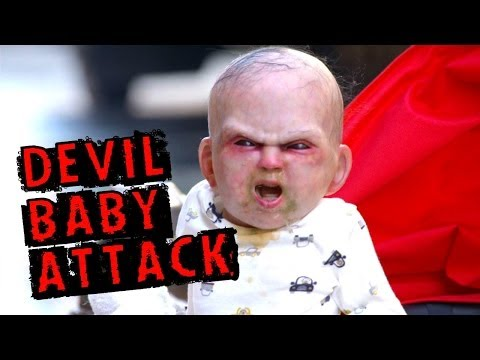 Devil Baby Terrorises New York City