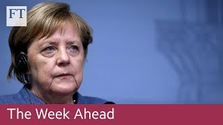 Merkel speech, UK inflation, Walmart results - FINANCIALTIMESVIDEOS