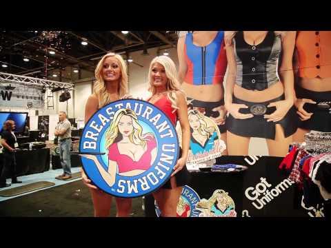 2013 Nightclub & Bar Show Exhibitor Profile: Breastaurant