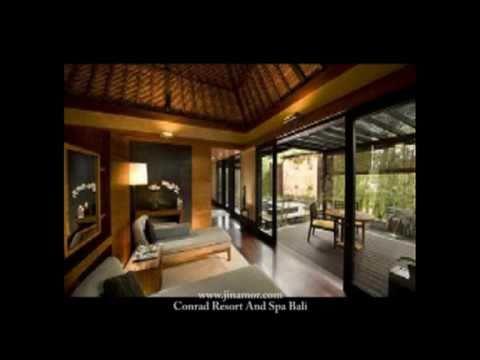 Conrad Hotel Bali Look Like Seven Star Hotel
