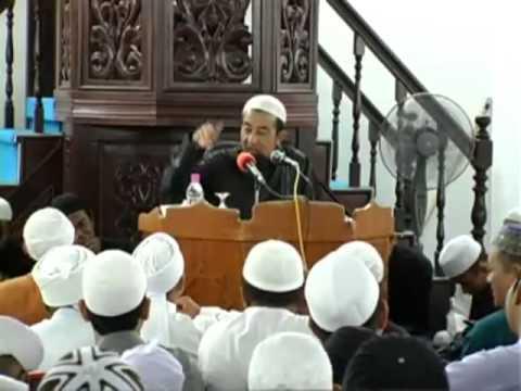 Video Ustaz Azhar Idrus - Guna Minyak Lintah Untuk Bersetubuh