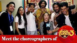 Participants share their excitement to perform on Super Dancer Chapter 3 - TELLYCHAKKAR