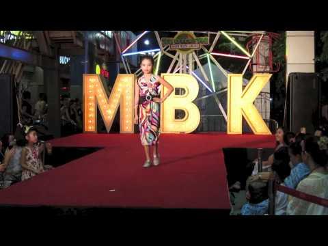 Loy Kratong MBK i Bangkok, Thailand