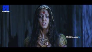 Helpless Anushka scene from Arundathi movie Sonu Sood - MALLEMALATV