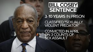Bill Cosby sentenced to 3 to 10 years in prison for sexual assault: Special Report - ABCNEWS