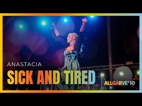Anastacia - Sick and Tired | Allgarve 2010 [011]
