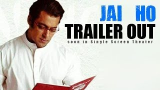 Salman Khan's Jai Ho trailer to be launched at a single screen theater, Shahrukh to shoot underwater