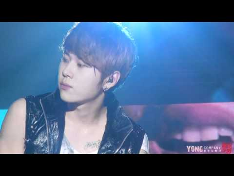 [Fancam] BEAST Junhyung focus - Lightless @ United Cube Concert 110814
