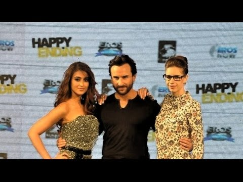Grand Music Launch Of 'Happy Ending'